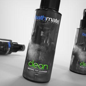 bathmate clean