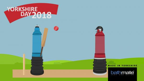 yorkshire day 2018 bathmate