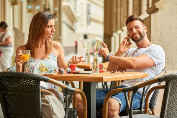 first date etiquette for men