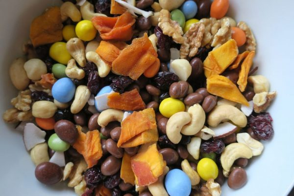 trail mix is bad for you