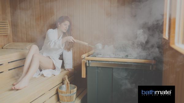 health benefits of a steam room