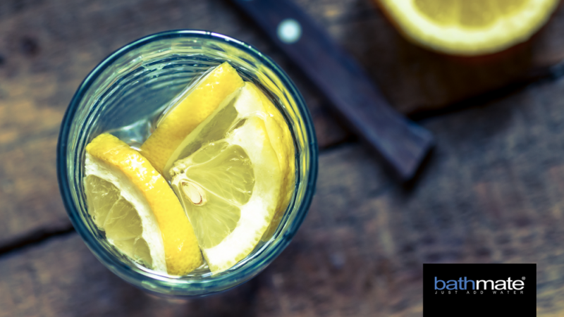 Lemon water and sex drive