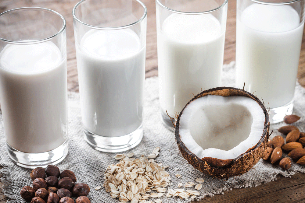 low fat milk is high in vitamin D which can boost testosterone
