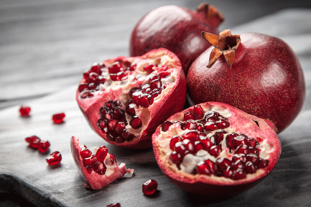 studies show that pomegranates can boost testosterone levels