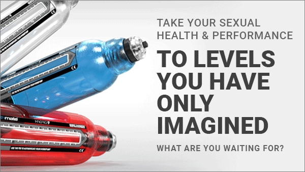 take your sexual health and performance to the next level