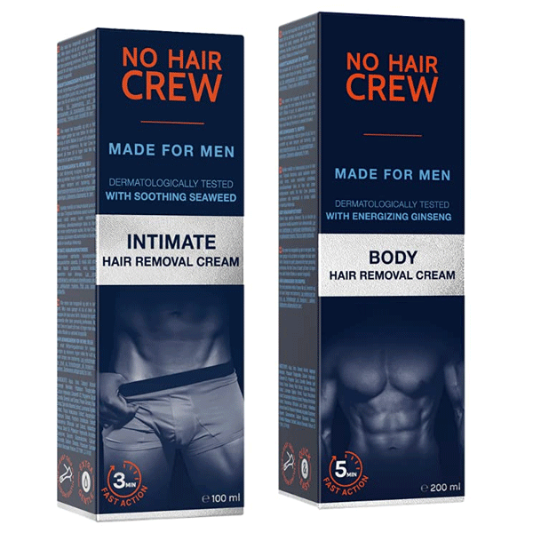 Hair Removal Cream by No Hair Crew